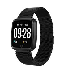 Waterproof Color Screen Exercise Heart Rate Blood Pressure Meter Step Photo Smart Reminder Smart Watch(China)