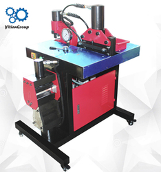 1pc 110 DHY-200 Busbar processing machine for punching, bending, cutting function