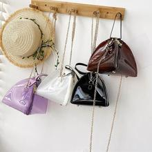 Jelly Crossbody Bag for Women Chain Jelly Bags Large Capacit