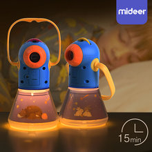 Kids Toy Night Lamp Projection Lamps Multifunction Projector children Early Educational Starlight Sleeper Luminous Toys for gift