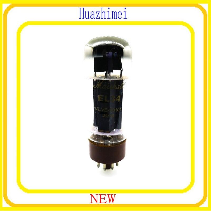 2PCS Marshall EL34 Electron Vacuum Tube Upgrade 6CA7 6P3P EL-34 6L6GC KT88 5881 DIY HIFI