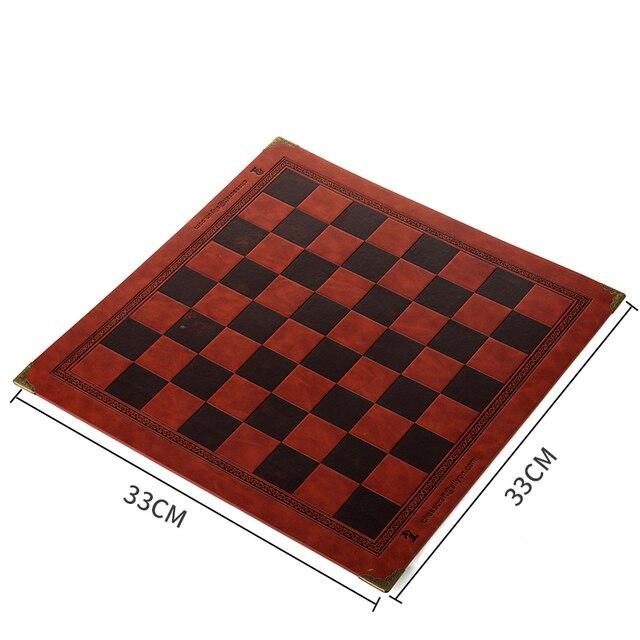 Jeu d'échecs moyen âge  thème chevalier bataille médievale 5