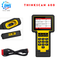 Thinkscan Thinkcar OBD 2 code reader tool 600 ABS/ SRS OBD2 Scanner TS600 oil / TPMS / EPB Reset PK CR619/AL619