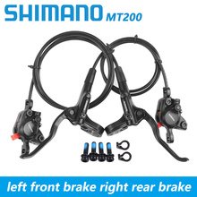 Hydraulic-Disc-Brake-Set Bike-Parts Mountain-Bike-Upgrade MT200 Shimano Br MTB BL MT315