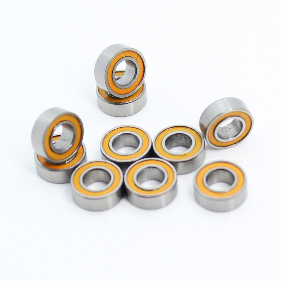 ROULEMENT A BILLES 4X8X3 mm MR 84 2RS 1pc BEARING RC MODELISME BEARING