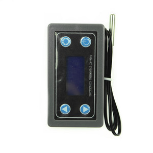 Image 3 - 10a termostato digital controlador de temperatura dc 6 v 30 v regulador térmico termostato termopar display lcd sensor 12 v 24 v