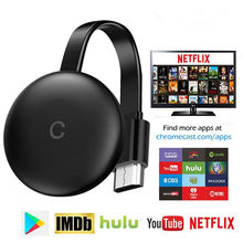 G12 TV Stick HD 1080P 5GHz Wireless WiFi Display HD Screen Dongle Receiver Mirroring for Netflix youtube(China)
