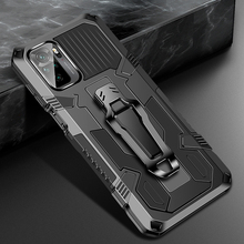 Armor Shockproof Coque for Redmi Note10 Pro Case Hybrid Rugged Magnetic Stand Clip Back Cover for Redmy Note 10 Pro Not 10S Case