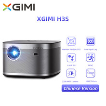XGIMI Projector H3S 1080P Full HD DLP LED 3D Beamer Support 4K Home Theater Upgrade Vesion from H3