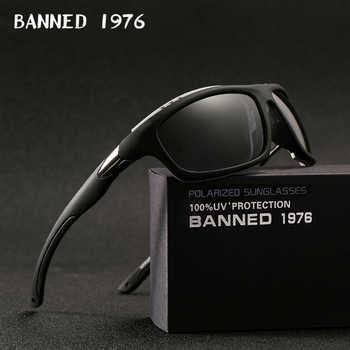 2018 windproof HD Polarized Sports Men women Sunglasses fashion brand cool outdoor anti UV Goggles Eyewear gafas de sol - Category 🛒 Apparel Accessories