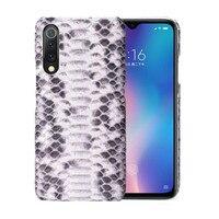 Python skin Phone Case For Xiaomi Mi 8 9 9se 9T A1 A2 A3 lite Poco F1 Max 3 Luxury Case For Redmi Note 4 4X 5 6 6a 7 7a Pro Case