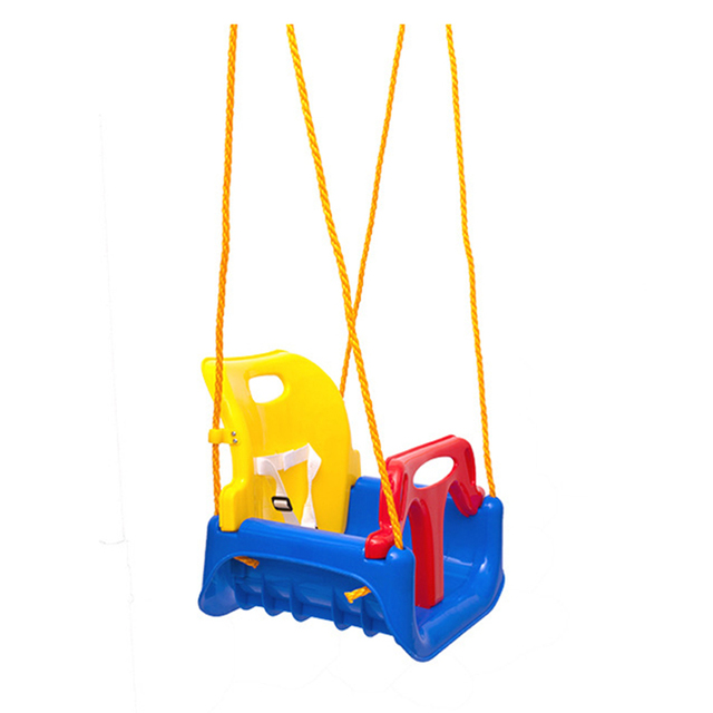 3 in 1 Kids Swing Toys Anti-skid Hanging Swing Chair Sport ItemToys for Children Baby Swings Set Indoor Outdoor Toys Trapeze 3
