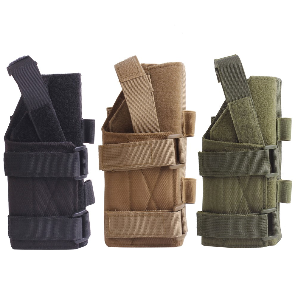 Tactical Gun <font><b>Holster</b></font> <font><b>Molle</b></font> Belt Pistol <font><b>Holster</b></font> for Handgun Glock <font><b>1911</b></font> 45 92 96 Pistol Pouch Airsoft Hunting Accessories image