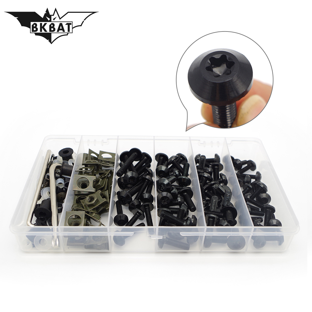 Motorcycle accessories Moto screw kit For bmw g310gs f750gs r1250gs adventure r 1200 <font><b>gs</b></font> lc k1600 s1000rr f 800 <font><b>gs</b></font> <font><b>motorrad</b></font> image