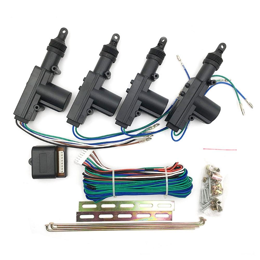 Door-Lock Entry-System Central Automobile Universal High-Sensitive-Controller Keyless
