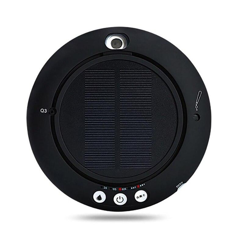 Car Solar Air Purifier Home Solar Air Purifier Mini Humidifier Negative Ion Car Oxygen Bar Vehicle Accessories|Humidifiers| |  - title=