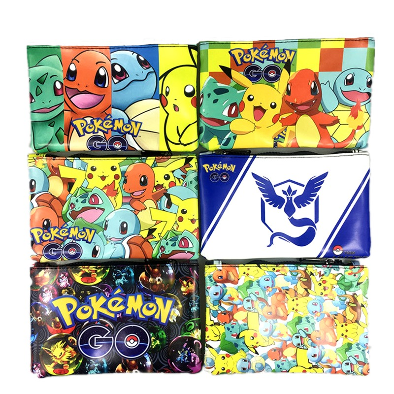 50pcs Cards Holder Album Pokemon Card Box Gx Francaise Card Holder For Holder Pikachu Game Cards Book Holder Case