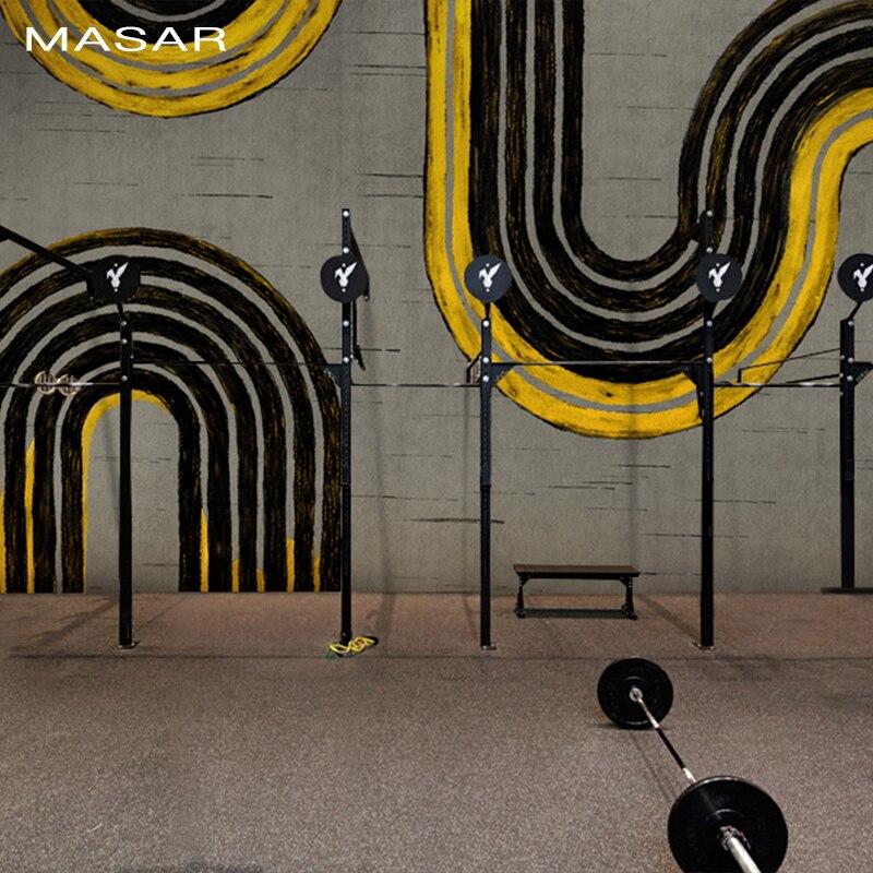 MASAR Original Art Mural Environmental Waterproof Wallpaper Living Room Corridor Sofa TV Background Wall Wallpaper