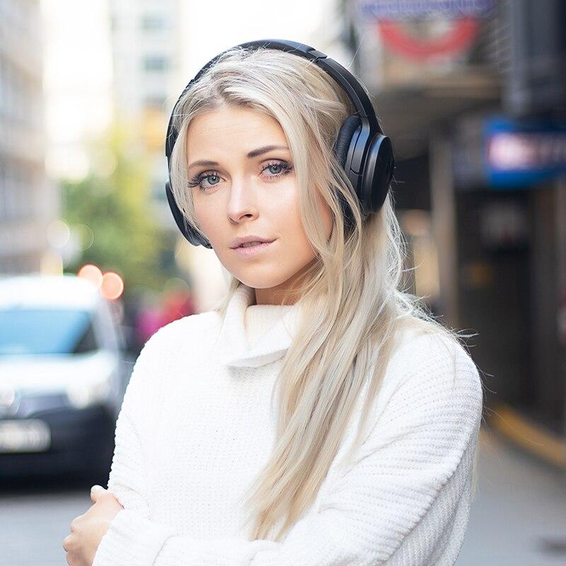 COWIN SE7 ANC APT X Bluetooth casque confortable protéine oreillette voyage actif suppression du bruit sans fil sur les écouteurs d'oreille - 5