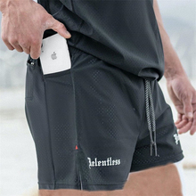 2020 Summer Mesh Running Shorts Men Sports Jogging Fitness