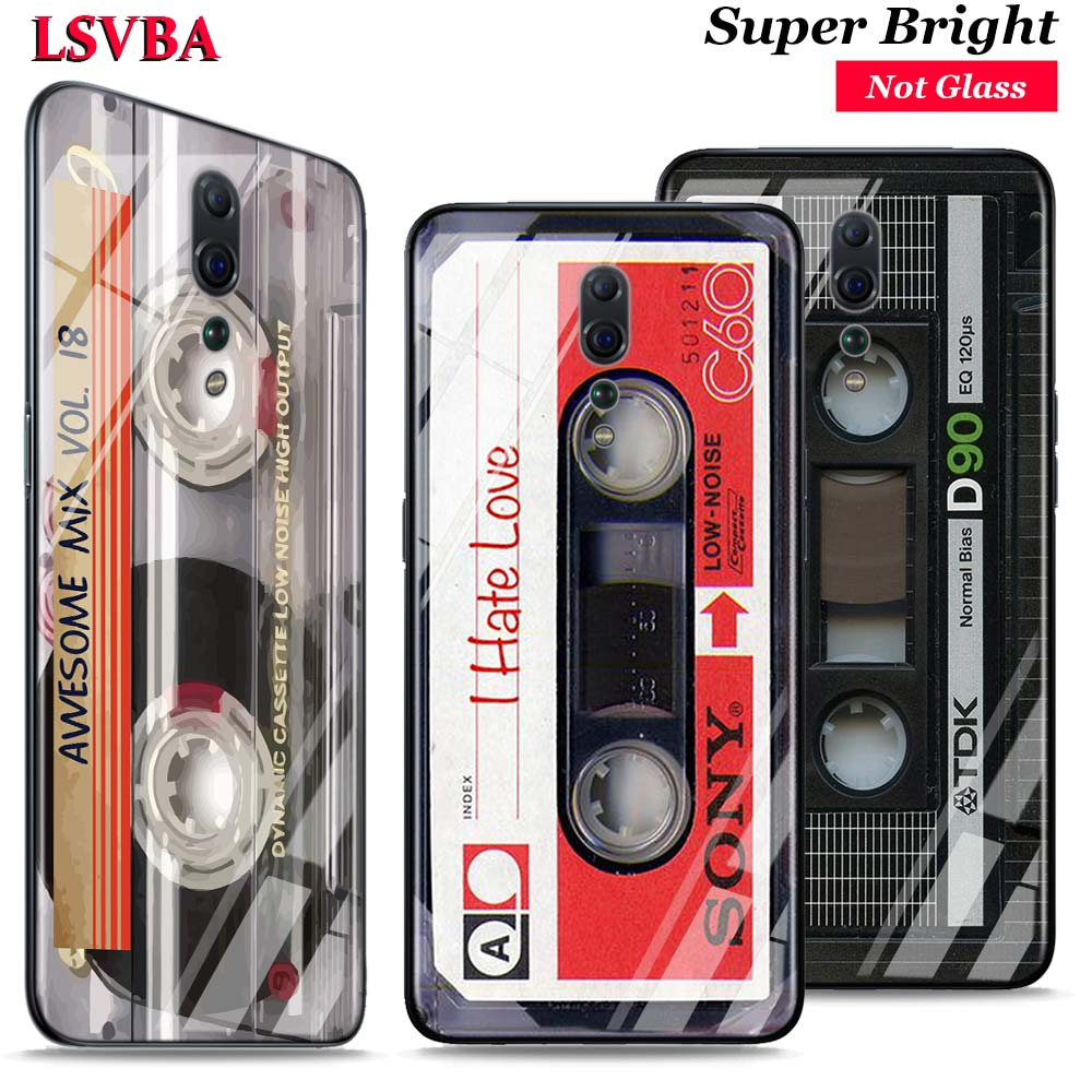 Classical Old Cassette for OPPO Reno Z 10X Zoom F11 F9 F7 F5 A7 R9S R17