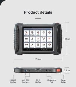Image 4 - XTOOL X100 PAD3 SE Mit KS 1/KC501 Infrarot Key Volle Systeme OBD2 Schlüssel programmierer Diagnose Scanner Werkzeuge Für BENZ freies Update