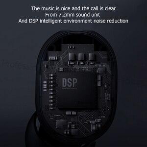 Image 5 - Xiaomi fones de ouvido redmi airdots, fones auriculares, em estoque, esquerda = direita, inferior, modo mi redmi airdots 2 tws, bluetooth 5 link automático estéreo sem fio,