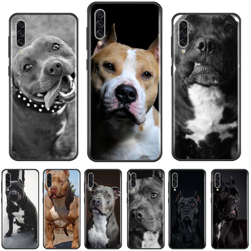 Ferocious <font><b>dog</b></font> animal horror Black Phone <font><b>Case</b></font> For <font><b>Samsung</b></font> M10 20 30 A 40 50 70 71 6S A2 A6 A9 2018 <font><b>J7</b></font> CORE PLUS STAR S10 5G C8 image