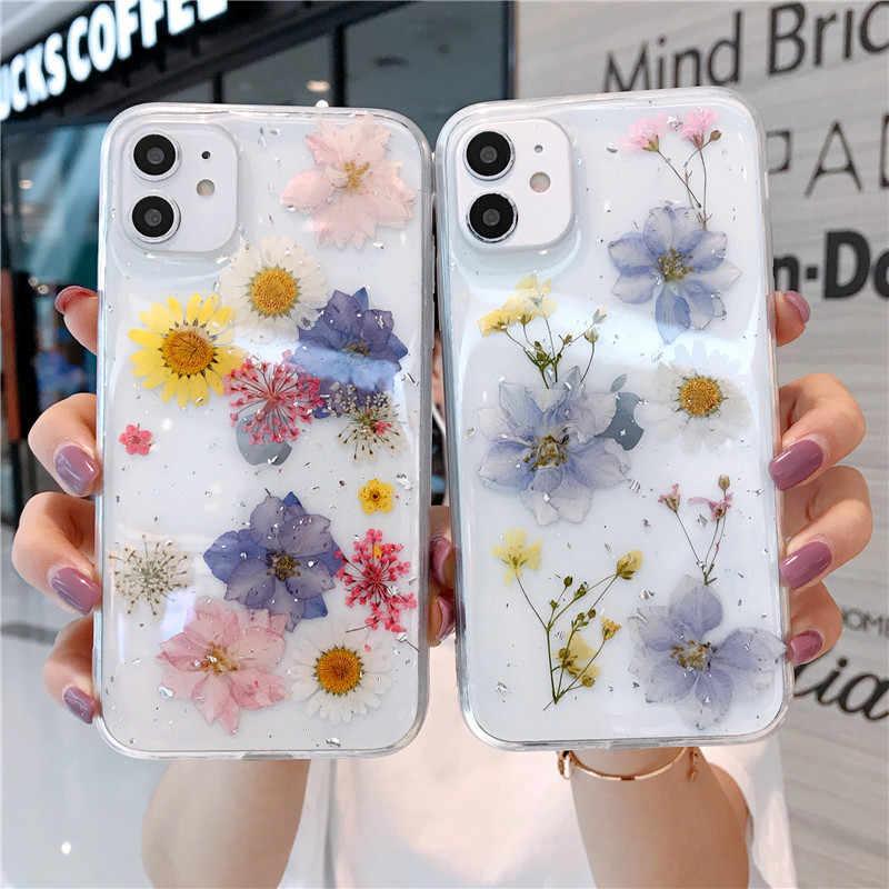 iPhone SE 2020 iPhone 8 Plus iPhone 12 Mini iPhone 11 case iPhone 11 Pro Max iPhone X Spring Flowers iPhone 12 Pro Max Phone Case