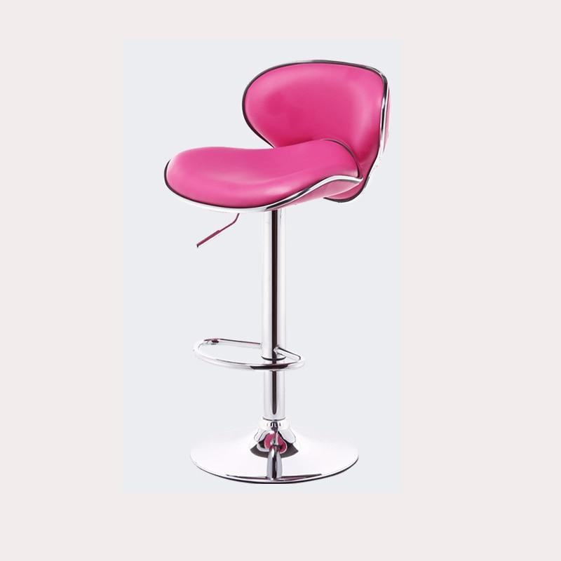 Bar Chair Home Lift High Stool Modern Minimalist Bar Stool Mobile Phone Shop Stool Bar Chair High Back Bar Chair