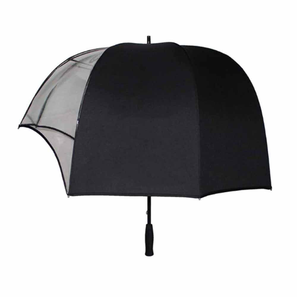 <font><b>Windproof</b></font> Helmet Shaped Dome <font><b>Umbrella</b></font>,hat <font><b>Umbrella</b></font> Couple Dome Parasol,Vibrating Helmet Reverse hat Transparent <font><b>Golf</b></font> <font><b>Umbrella</b></font> image