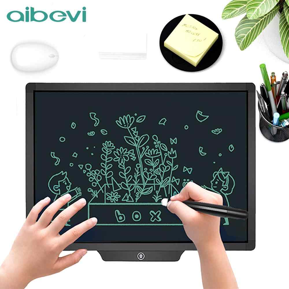 Yencoly Handwriting Board 20 inch Electronic LCD Handwriting Tablet Drawing Board for Adults//Kids Memo List Computer Gaming Accessories Children Drawing Board
