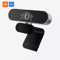 Xiaomi Xiaovv 1080P HD USB Webcam 2 Million Pixels 150° Ultra Wide Angle Auto Foucus ImageClear Sound Multifunctional Web Camera