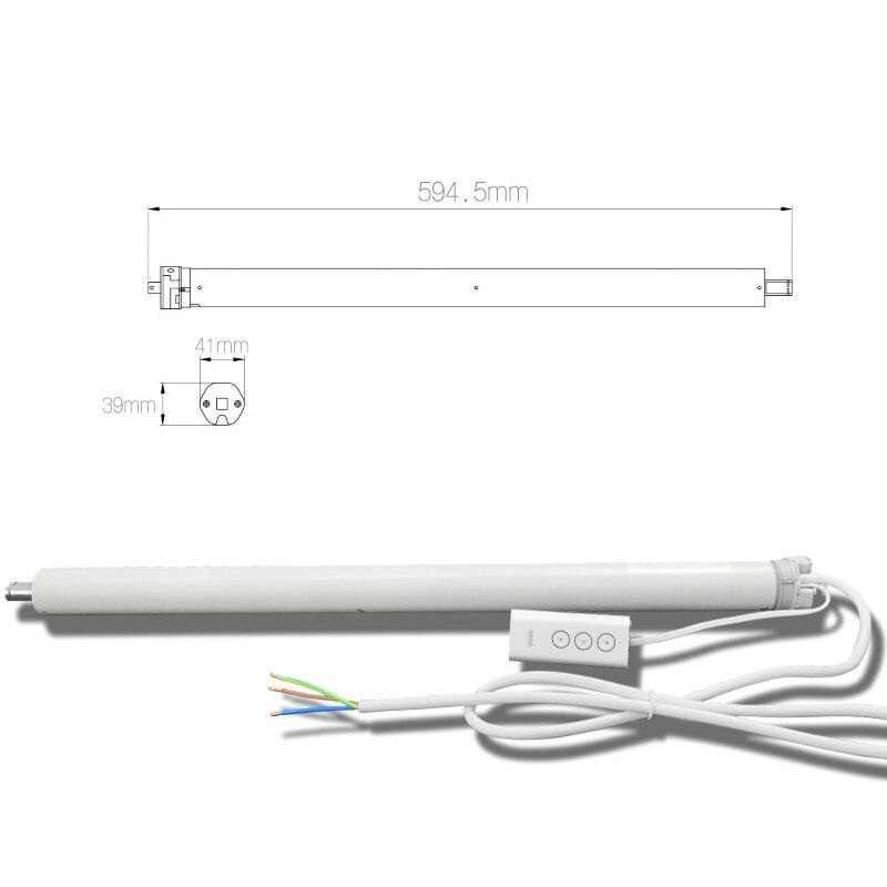 Original-Xiaomi-Aqara-Intelligent-Rolling-Shutter-Motor-Smart-Curtain-Motor-ZigBee-Repeater-Xiaomi-Mi-Home-APP