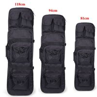 Tactical Equipment 81cm 94cm 118cm Military Backpack Airsoft Gun Bag Square Hunting Carry Bag Protection Case Rifle Backpack