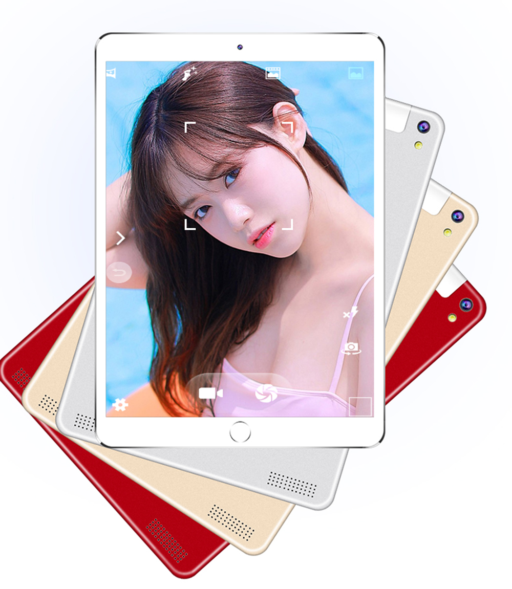 2019 Newest 10 Inch Tablet PC Octa Core 4GB RAM 64GB ROM Dual SIM Cards Android 8.0 GPS 3G 4G FDD LTE Tablet PC 10 10.1