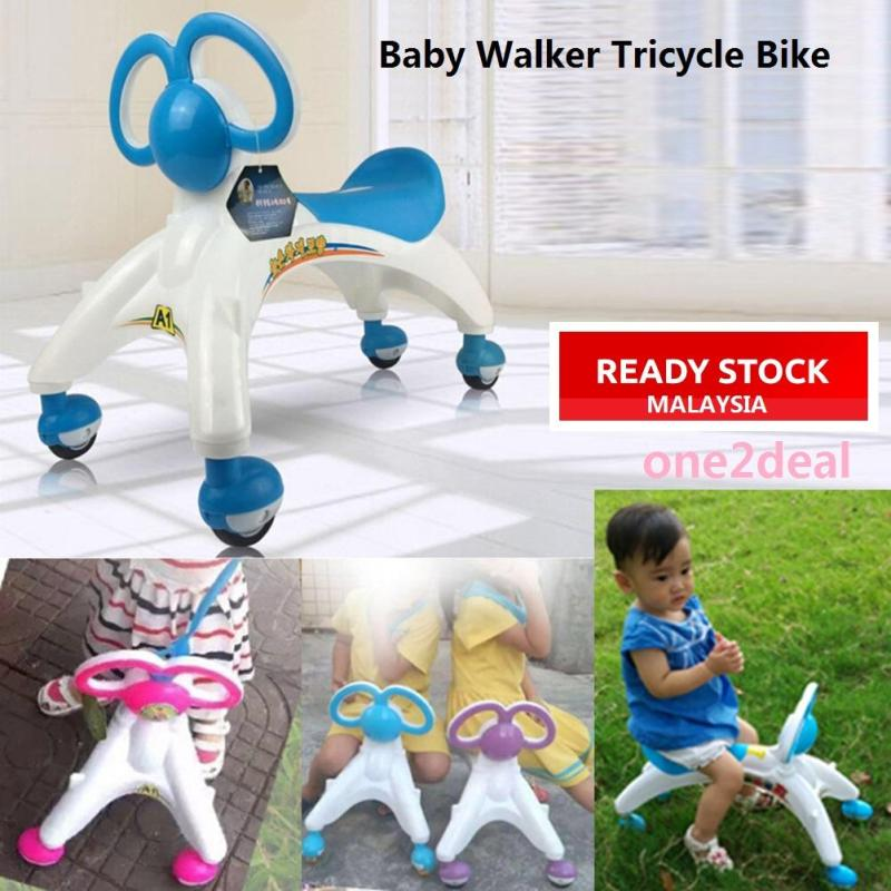 Baby Walker Tricycle Bike Ride On Toys Gift for Baby Children Four wheel Balance Bike kids Scooter Toys for boys