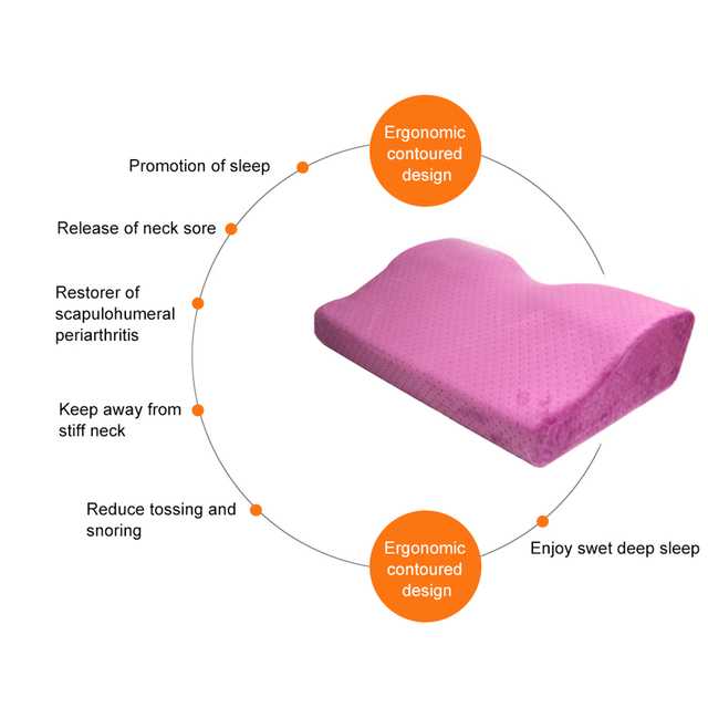 Professional Pillow for Eyelash Extension Salon Graft Eyelash Extension Pillow Memory Flannel Pillow 2