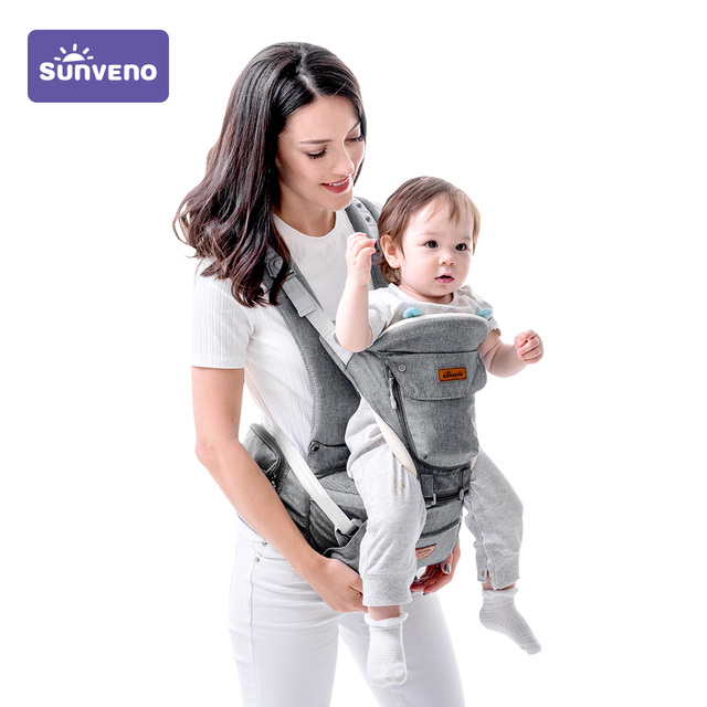 Hipseat Baby Carrier 3