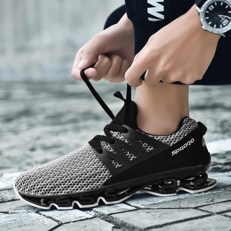 Männer Laufschuhe Atmungs Großen Sport Sportlich Für Frauen Stiefel Fly Weben Freien Sneaker Wandern Turnschuhe Jogging Schuhe