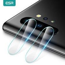 ESR 2pcs Lente In Vetro Temperato per per Samsung Galaxy S20 Ultra S20 + Obiettivo di Macchina Fotografica Lente Flim Protezione Dello Schermo samsung Nota 10 Più