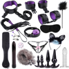 Purple 19pcs