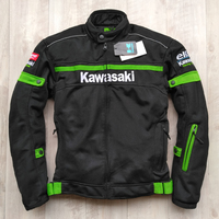 four season Motorcycle For kawasaki jacket racing chaqueta Offroad riding clothing jaqueta motoqueiro jackets armor cross coat