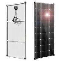 Panels Solars flexible 150w 300w placa solar 12v cargador solar baterías de coche solar kit de célula solar portátil 5v para teléfono 12v coche caravana barco RV 1000w sistema de techo para el hogar
