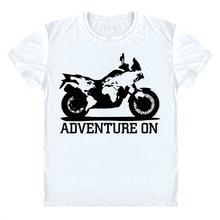 Мотоциклетная футболка Байкерская с мотором 1290 1050 950 640