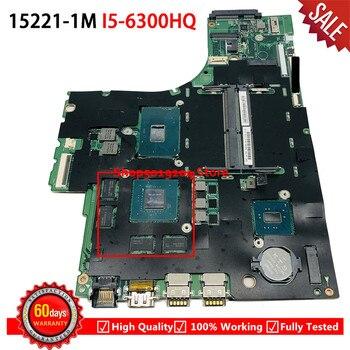 15221-1M Laptop motherboard for Lenovo Ideapad 700-15ISK original mainboard I5-6300HQ