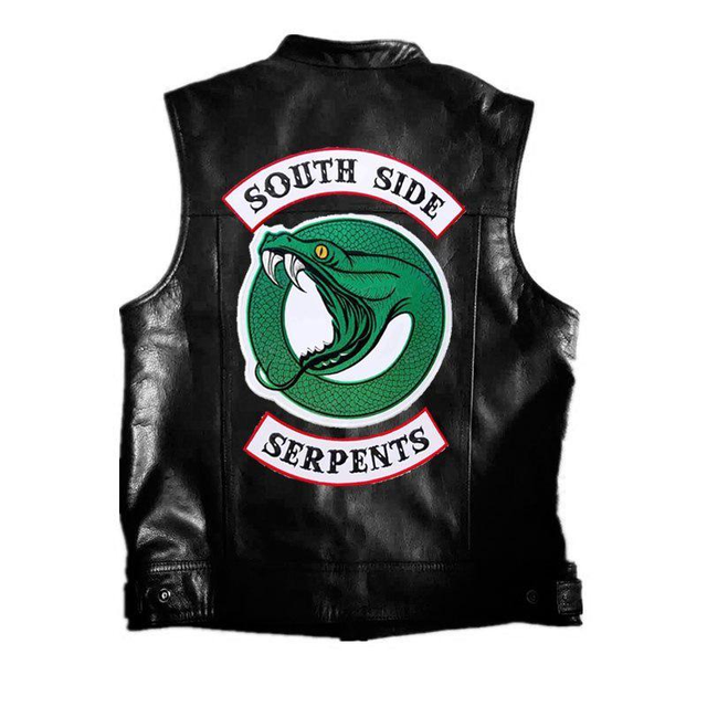 sons of fishes vest