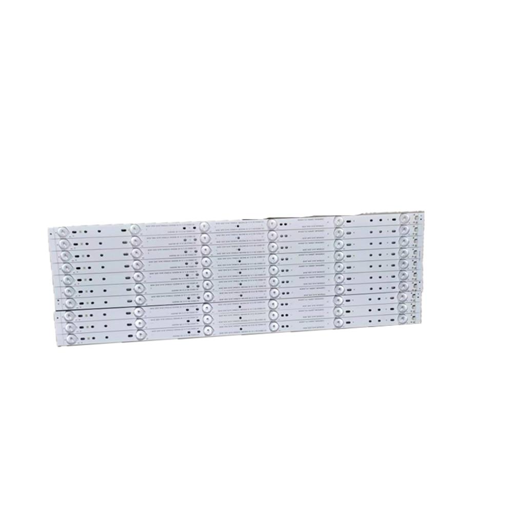 LED TV  For BBK 32LEM-3081/T2C LED Bar Backlight Strip Line Rulers SVJ320AG2-Rev2-6LED-130307 LB-C320X14-E11-H-G1-SE