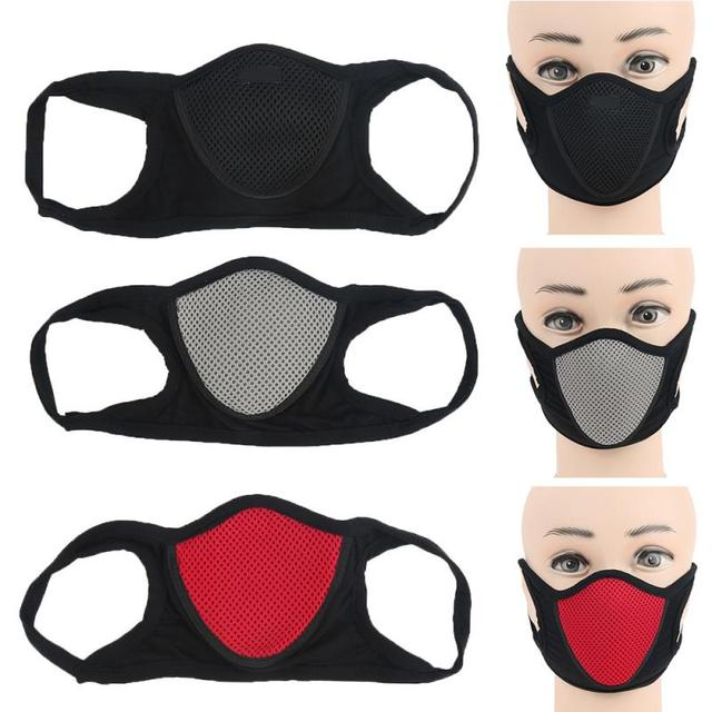 Anti Pollution PM2.5 Mask Washable Reusable Muffle Multi-purpose Face Mouth Mask Flu Dust Exhaust Filter Respirator Masks 5