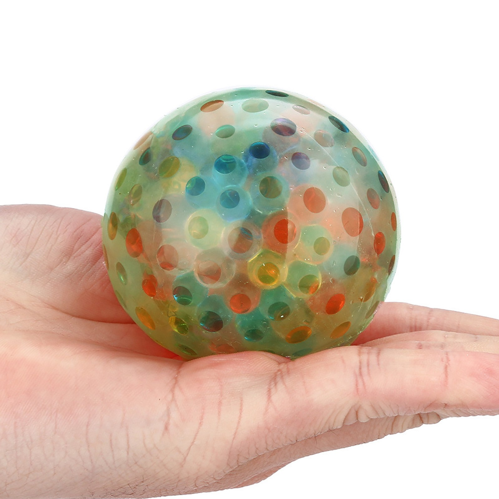 Squishy Toy Stress-Ball Squeezable-Stress Bead Spongy Hot-Sale